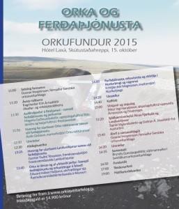 Orkufundur 2015 – skráning er hafin